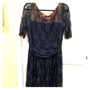 Beautiful worn once lacy dress!